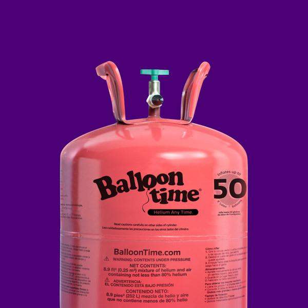 Balloon Time jumbo tank