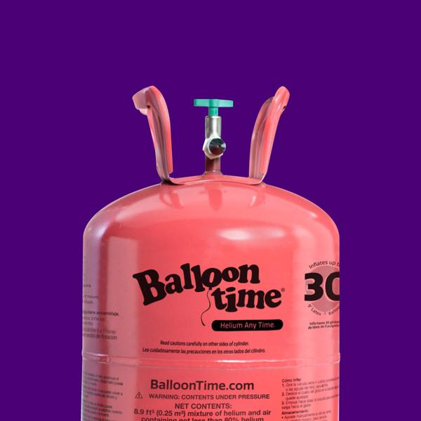 Balloon Time standard tank